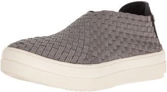 Bernie Mev. Women's Mid Amethyst Fashion Sneaker