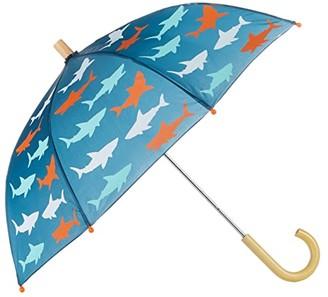 Hatley Great White Sharks Umbrella (Blue) Umbrella