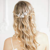 Britten Weddings Floral Wedding Hair Pins