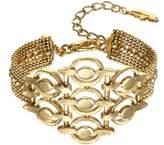 Badgley Mischka Crystal Geometric Bracelet