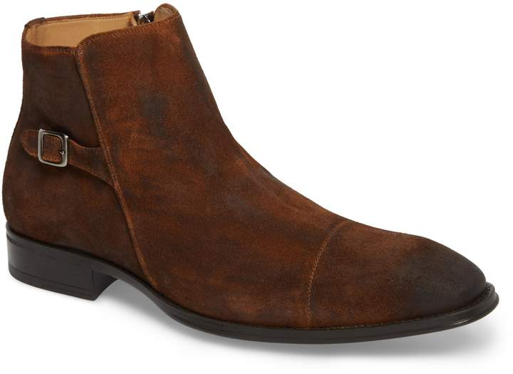 Mezlan Lucena Zip Boot