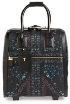 Ted Baker Harieot Unity Flag Travel Bag - Black