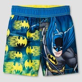 Batman Toddler Boys' Swim Trunk