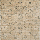 Loloi Rugs Viscose Nyla Area Rug by Loloi, Sand and Charcoal, 5'x7'6""