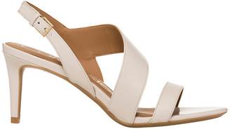 Calvin Klein Lancy Soft White Sandal