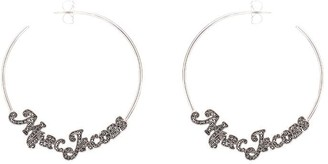 Marc Jacobs barrette earrings