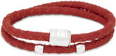 Miansai Casing double-wrap leather bracelet