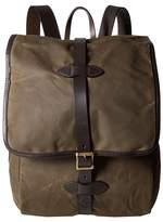 Filson Tin Cloth Backpack Backpack Bags