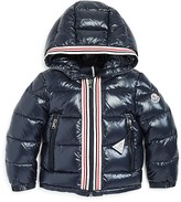 Moncler Boys' Hooded Down Puffer Jacket - Sizes 8-14