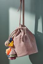 The Wolf Gang Tangier Drawstring Bucket Bag