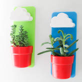 Bonnie and Bell Cloud Plant Pot