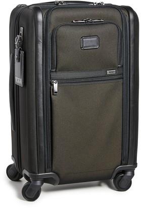 Tumi Alpha International Dual Access Carry On Suitcase