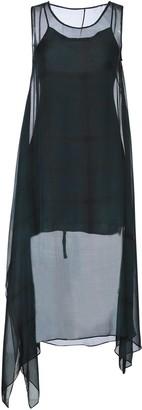 Masnada 3/4 length dresses