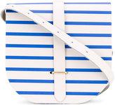 The Cambridge Satchel Company striped saddle bag