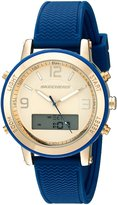 Skechers Women's SR6003 Analog-Digital Display Quartz Blue Watch
