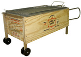 Napa Style Ultimate Block Party Portable BBQ Pit