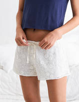 aerie Embroidered Mesh Boxer
