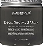 Heal's Majestic Pure Natural Dead Sea Mud Mask Facial Cleanser, 8.8 fl oz