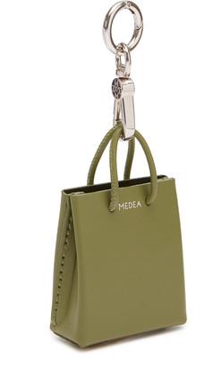 Medea Prima Mini Leather Keychain