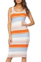 Timeless Stripe Rib Dress