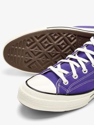Converse Purple Chuck 70 High Top Sneakers