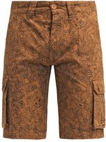 Wrung Sow Shorts Ocre