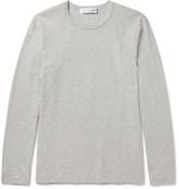 Comme Des Garçons Shirt - Slim-fit Mélange Cotton-jersey T-shirt