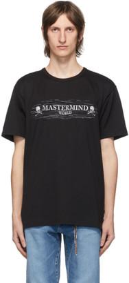 Mastermind Japan Black Noise T-Shirt