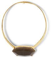 Louise et Cie Cut Glass Collar Necklace