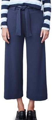 B New York Wide-Leg Cropped Pants