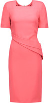 Roland Mouret Dombey stretch-crepe dress