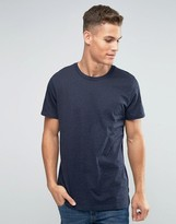 Jack and Jones T-Shirt with Contrasting All Over Splatter Print
