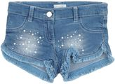 MISS GRANT Denim shorts