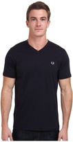 Fred Perry V-Neck T-Shirt Men's T Shirt