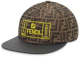 Fendi monogram baseball cap