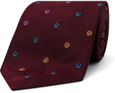 Paul Smith Dice Motif Tie
