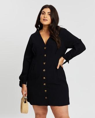 Atmos & Here Cassie Shirt Dress