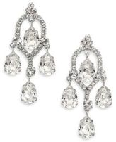 Erickson Beamon I Do Crystal Chandelier Earrings