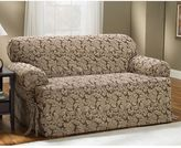 Sure Fit Sure FitTM Scroll Leaf T-Cushion Sofa Slipcover