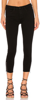 L'Agence Emmanuelle Cropped Skinny Jean