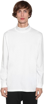 Alyx Recycled Jersey Long Sleeve T-Shirt