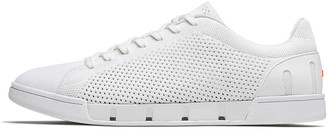Swims Men's Breeze Knit Trainer Sneakers, White