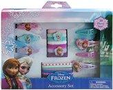 Disney Frozen 20 Piece Hair Accessory Set Includes Bobbles & Clips 3+