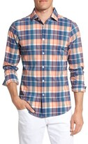 Men's Mizzen+Main Potomac Madras Performance Sport Shirt