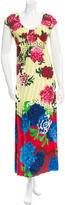 Marc Jacobs Printed Maxi Dress