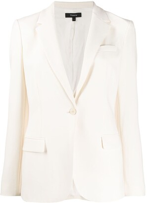 Theory Staple tailored blazer
