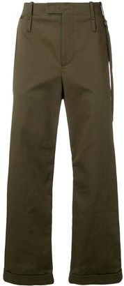 Craig Green loose fit straight trousers