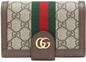 Gucci Ophidia GG passport holder