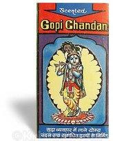 Radha Krishna Shop Gopi Chandan Tilak Powder, 140 GMS