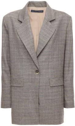 ZEYNEP ARCAY Wool Boyfriend Jacket